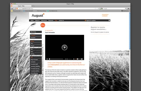 August web 2